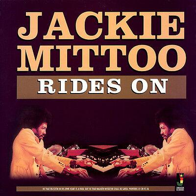 JACKIE MITTOO RIDES ON NEW VINYL LP £10.99
