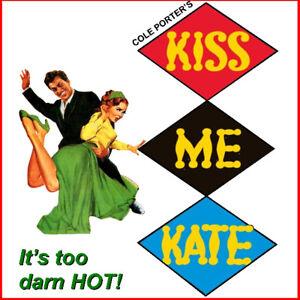 Kiss Me Kate (1953)  Kathryn Grayson, Howard Keel, Ann Miller, Keenan Wynn - DVD