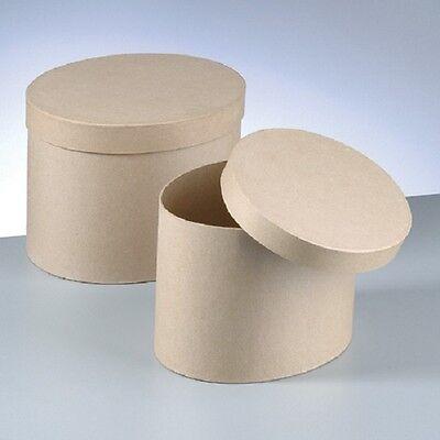 Papp Art Set BOXEN OVAL-SET 2 Stk 2634107 Pappart box