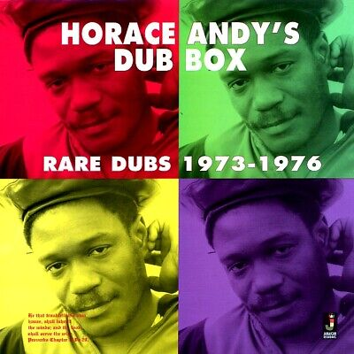 SEALED NEW LP Horace Andy - Horace Andy's Dub Box: Rare Dubs