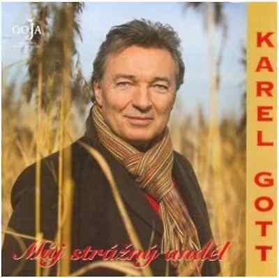 Karel Gott : Muj strazny andel CD album best Czech singer of all