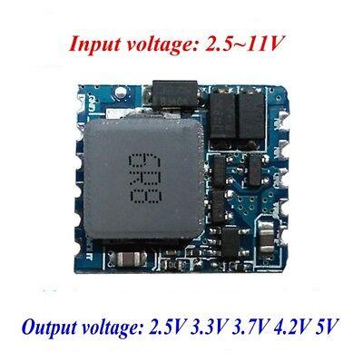 Dc-dc 2.5-11v To 2.5v 3.3v 3.7v 4.2v 5v 6a Buck Regulator Power Supply Module