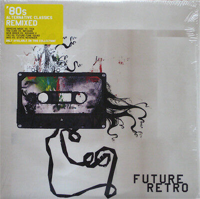 Future Retro 2 LP SEALED Cure Depeche Mode New Order