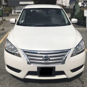 2013 Nissan Sentra 2.0 SV - No Accident - Low mileage