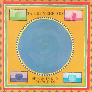 talking heads vinyl records