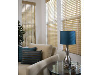 Made to Measure REAL Wood Venetian Blinds