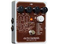 Electro Harmonix C9 Organ Machine - used Just a few times, like new.