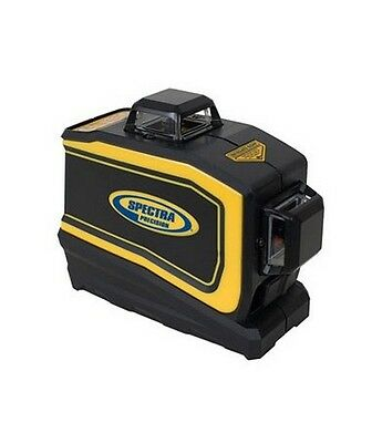 Spectra Laser Lt56 Self Leveling 3-plain Cross Line Laser Level 20917