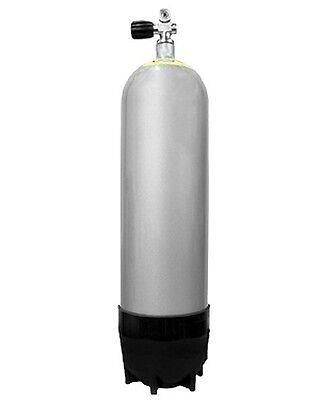 Faber FX Blue Steel 100 CF Scuba Diving High Pressure 3442 Tank Dive Cylinder for sale  San Diego