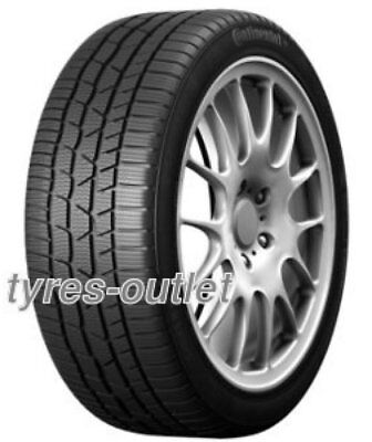 4x WINTER TYRE Continental ContiWinterContact TS 830P 295/30 R20 101W XL