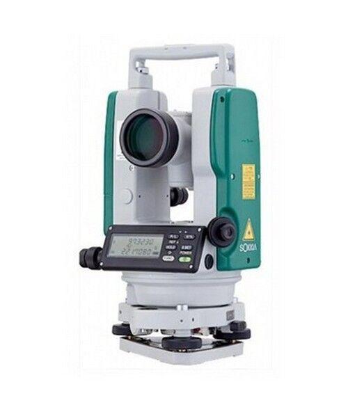 Sokkia Dt740 7 Second Dual Display Laser Digital Theodolite 303226121