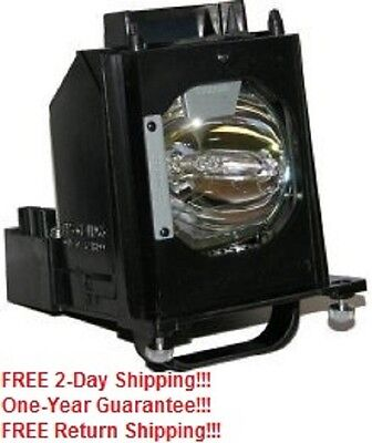 Lamp Housing For Mitsubishi Wd-65737 / Wd65737 Projection...