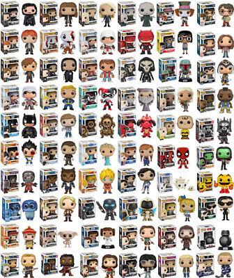 Funko POP! Sammelfiguren Filme Serien Games Comics Vinyl Figuren Auswahl Neu OvP