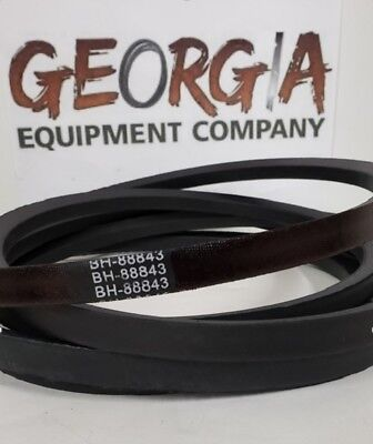 Exact Oem Spec Belt Bush Hog 88843 Finishing Mower Belt Ath720 Fth720 Rdth72