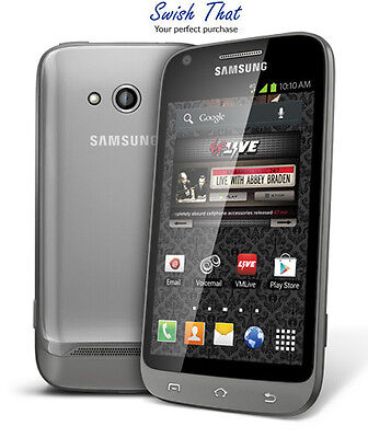 Samsung 4G Lte L300 Prepaid Android Phone  Virgin Mobile  Victory