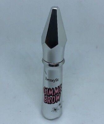 Benefit Gimme Brow- Brow Volumizing Fiber Gel #3 Full Size No Box