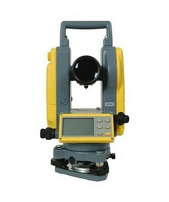 Spectra Precision Det-2 Digital Electronic Theodolite 2 Acc.