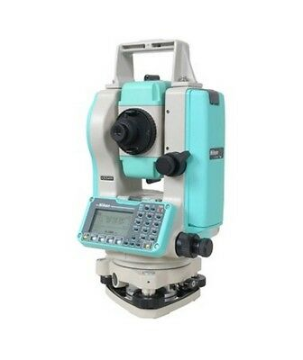 Nikon Npl 322 2 Second Reflectorless Total Station Built-in Nikon Software