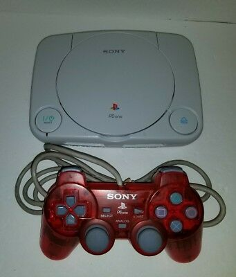 Sony PlayStation PS1 Console MM3 Modded (SCPH-101)   Plays backups!