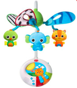 BRAND NEW IN BOX Tiny Love Dual Motion Development Baby Mobile