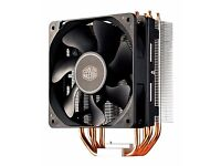cooler master for intel CPU fan 120
