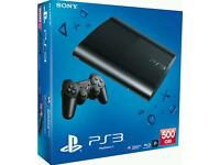 500GB PS3 Slim Brand new and Boxed