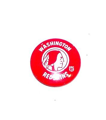 Vintage 60s Washington Redskins NFL Football Pin Button 1 Ex Ticket Capital Ofr - $38.00