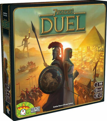 7 Wonders Duel  FREE SHIPPING