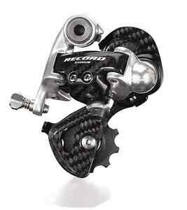 Campagnolo-Record-Rear-Derailleur-10-Speed-Short-Cage-Carbon