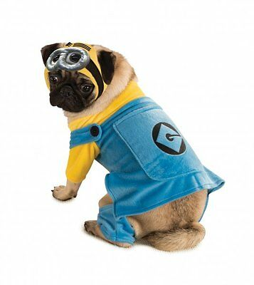 Rubie's Pet Shop Minion Pet Costume MEDIUM (Free Shipping In USA)