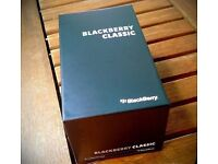 Blackberry Q20 Classic unlocked open to all networks ***Brandnew in box***100% genuine phone***