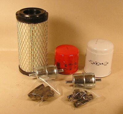 Kubota Bx Filter Kit Bx22 Bx2200 Bx23 Bx2660 Bx2670 Top Quality