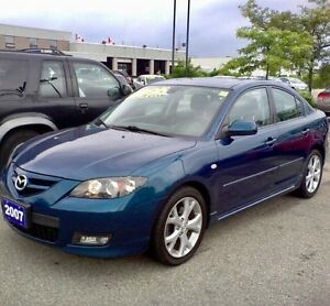 2007 MAZDA 3 SPORT AS IS