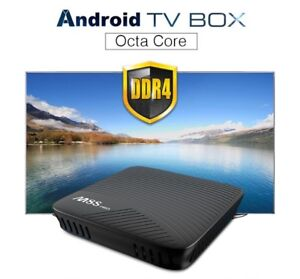 ANDROID TV BOX.  3GB/32GB DDR4 S912 OCTA CORE ANDROID 7.1