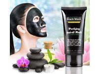 Charcoal Black Mask