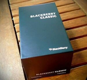 Unlocked Blackberry Classic Sealed in the Box
