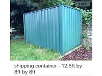 Storage Container £500