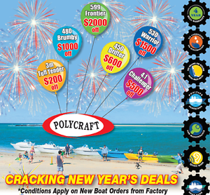 NEW Polycraft 3.0 Tuff Tender Package South Nowra Nowra-Bomaderry Preview