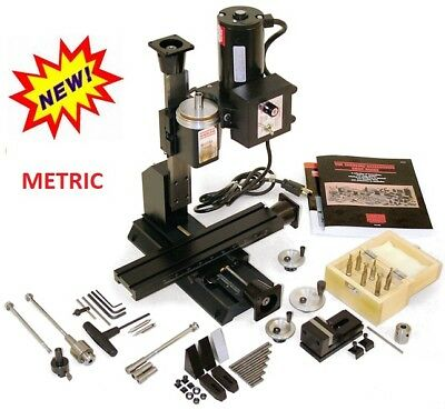 5410a-cnc Metric Cnc Ready Deluxe Mill Package A New See 5400a-cnc For Inch