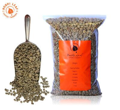 EL SALVADOR LAS FRUTAS (5 LB) UNROASTED GREEN COFFEE BEANS - SPECIALTY ARABICA 5 Lb Green Coffee