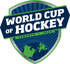 World Cup Of Hockey Tickets - Centre Ice
