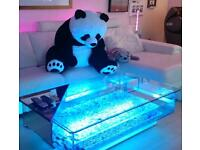 Designer Fish Tank Coffee Table