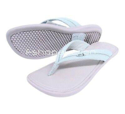 Oakley PORTOLA White Basic Pink Size 11 US Womens Girls Sand