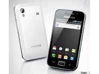 NEW ORIGINAL Samsung Galaxy Ace GT-S5839i - (Unlocked) Smartphone plus free Extras!!!