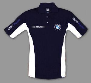 Neu Herren BMW Sport Polo Shirt, Bestickt, Gr. S, M, L, XL, XXL, XXXL - <span itemprop=availableAtOrFrom>Mogersdorf, Österreich</span> - Rücknahmen akzeptiert - Mogersdorf, Österreich