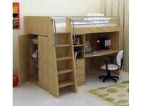 Cabin bed. Excellent condition.