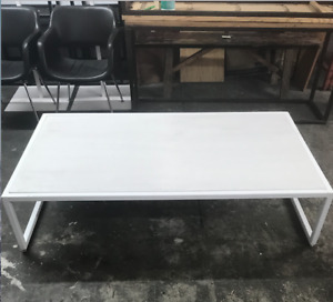 Used retail furnitures, benches,tables,Signage display screens