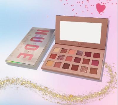Limited Edition Eye Shadow Paletten (Hot HUDA Beauty Eyeshadow Desert Rose Lidschatten Palette Limited Edition  '')