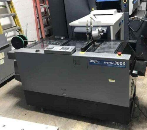 Duplo System 3000 Bookletmaker