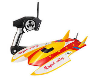 RC RTR 2.4G Brushless Super Fast Racing Boat rapid gallop NEW